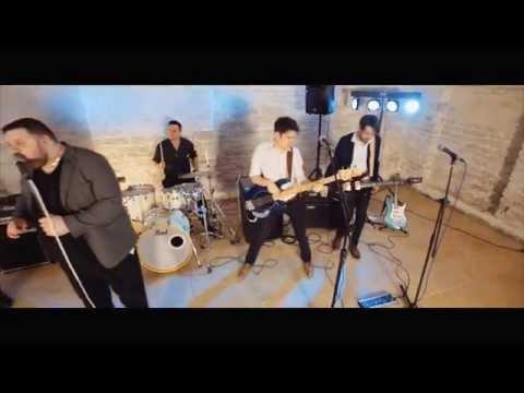 Wedding Band, UK - Take On Me Cover