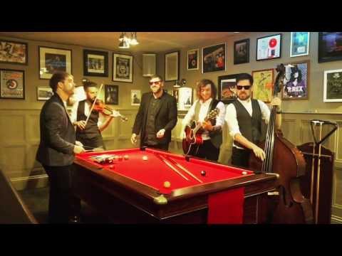 UK Folk Wedding Band - Rock Around The Clock